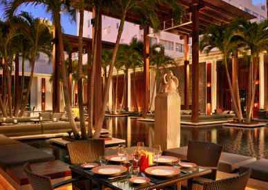 the setai restaurant in miami beach